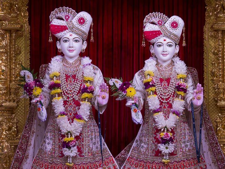 BAPS Shri Swaminarayan Mandir - Robbinsville - Photo Galleries