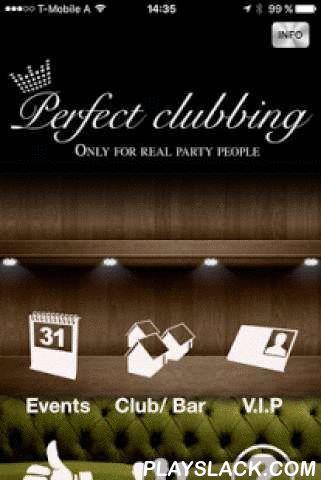 """Perfect Clubbing  Android App - playslack.com ,  Wo gehe ich heut Abend hin? Welche Bar's, Disco's und Club's gibt es? Was ist in den anderen Bezirken los? Wo hole ich mir all diese Informationen? Diese Fragen haben uns dazu inspiriert, eine App zu schaffen, die engen Informationsaustausch zwischen den Club's, Bar's und Kärntens """"Partypeople"""" sicherstellt.Perfect clubbing bringt alle Informationen zusammen und bietet dadurch einen sehr hohen Komfort, für alle die nicht ihre wertvolle Zeit…"""