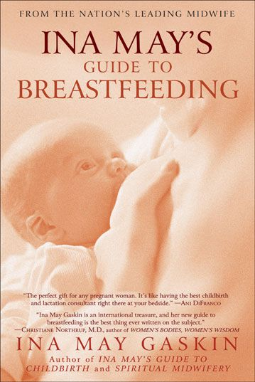 "Apparently one of the best breastfeeding books out there. Putting it on my ""to read"" list for my course."