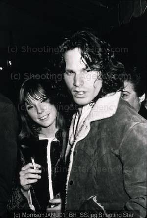 Jim and Pam at The Beard Premiere 1967  sc 1 st  Pinterest & 1056 best Jim Morrison and the Doors images on Pinterest | Jim ...