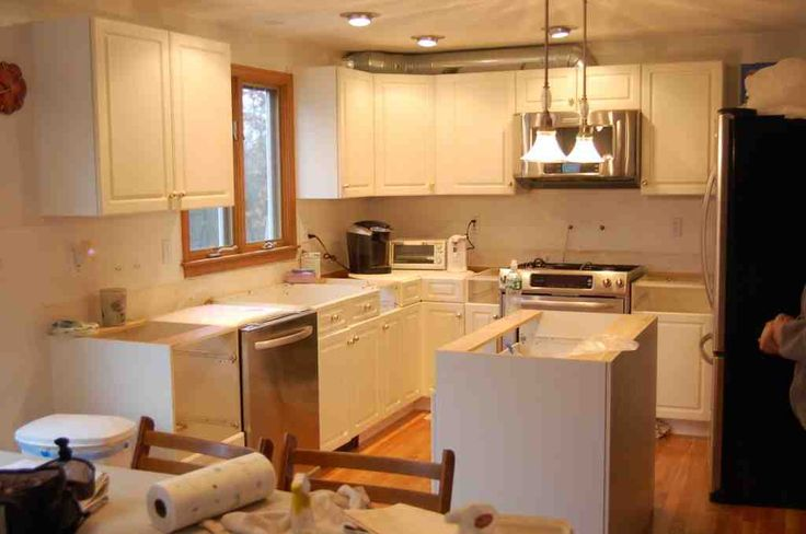 17 best ideas about refacing kitchen cabinets on pinterest for Reface kitchen cabinets ideas