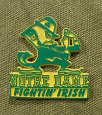 NCAA vintage Notre Dame Fighting Irish standing board college fridge magnet