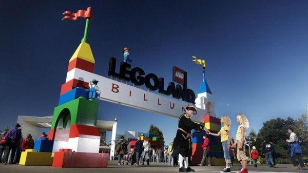 История LEGO: Как всё начиналось #Legoland #Billund