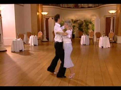 Основы аргентинского танго (обучающее видео)