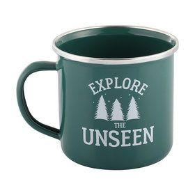 Enamel Mug Green