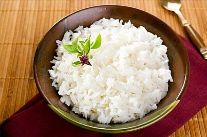 Perfect Steamed Thai Jasmine Rice Recipe - Thai Jasmine Rice is GM free