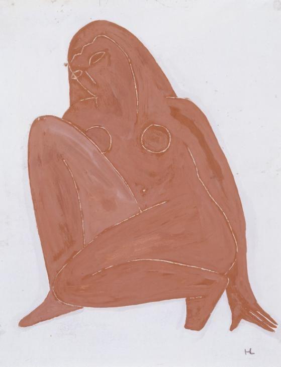 Henri Laurens, 'Seated Woman' c.1926–30