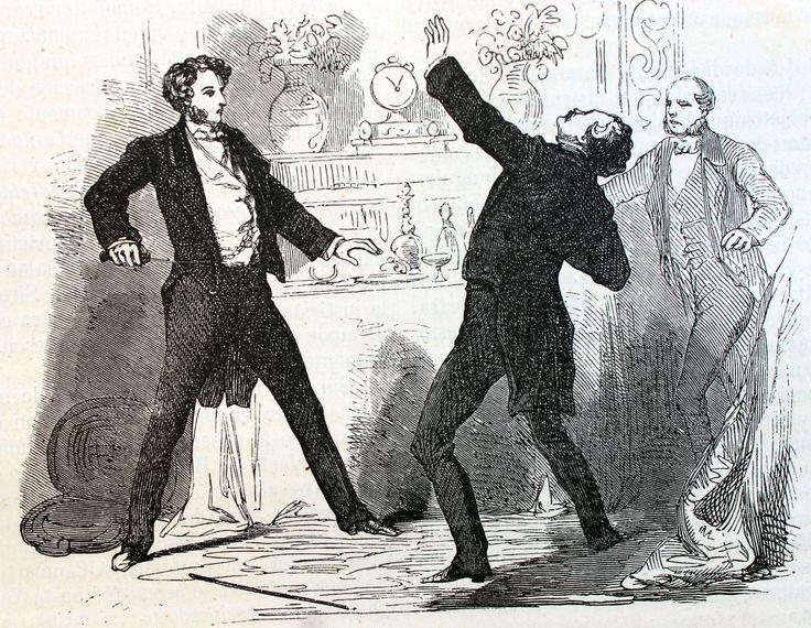 """Luis de Marsilly. """"Estoy herido de una puñalada...mira."""""""