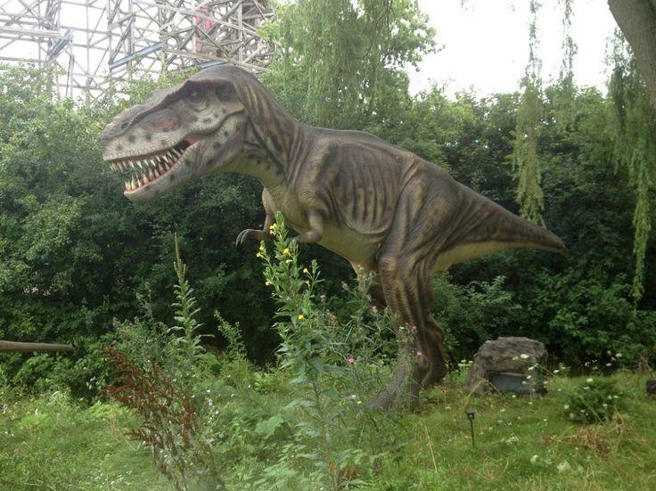 Canada S Wonderland Dinosaurs Alive Family Travel