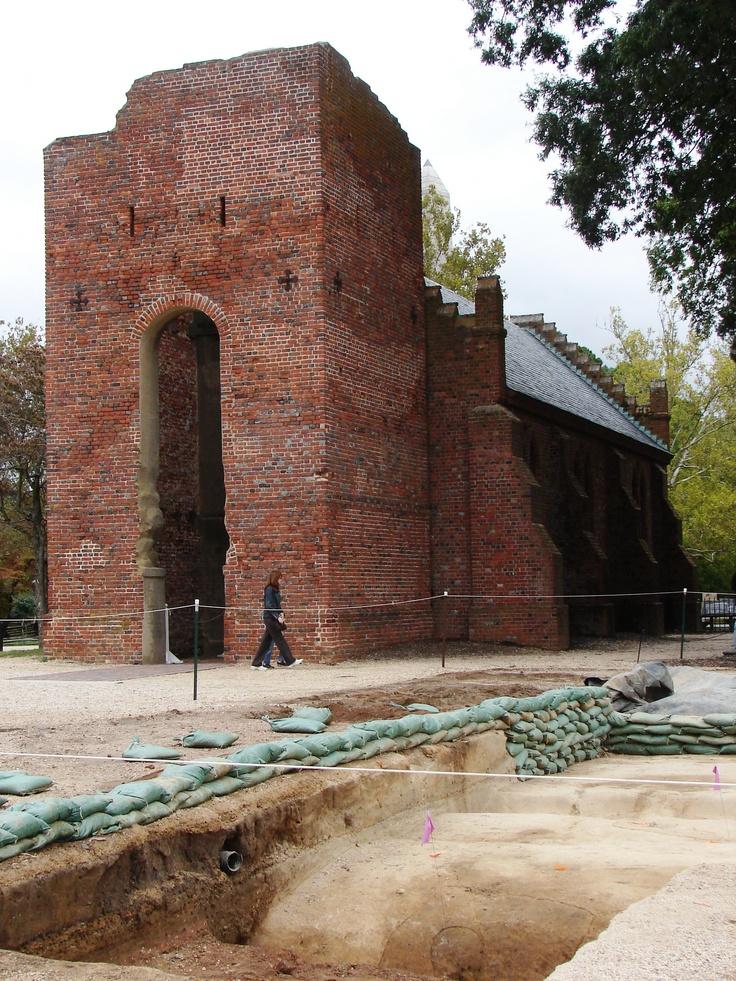 Historical Jamestown, ...