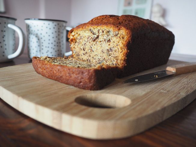 easiest banana bread recipe