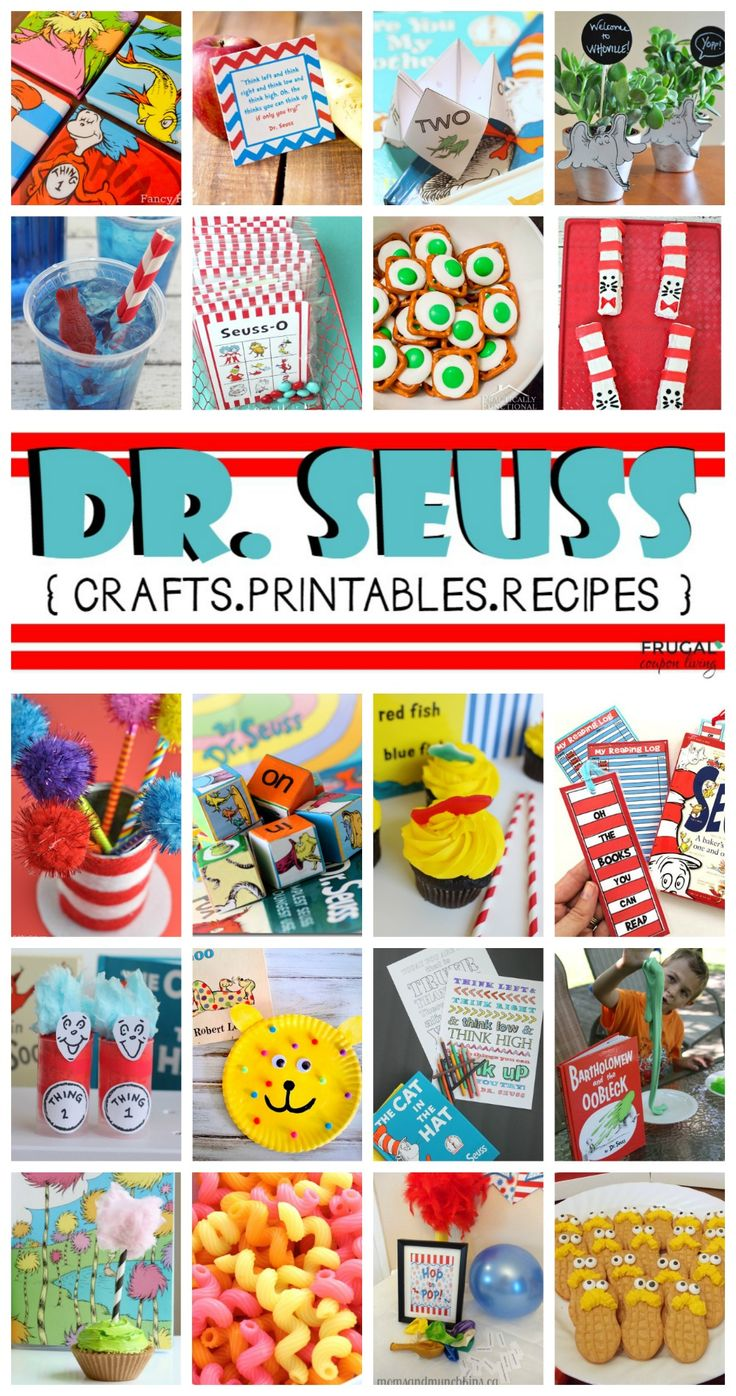 Celebrate dr seuss birthday or anyway with these free dr seuss quote - 302 Best Dr Seuss Party For 3 Year Old Images On Pinterest Dr Suess Birthday Party Ideas And Dr Seuss Crafts