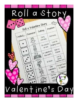 Roll a Story is a great activity for engaging students and inspiring them to write! This a low prep activity will fill your students with creative ideas working individually or as part of a group. There are so many story possibilities decided with the roll of the die!
