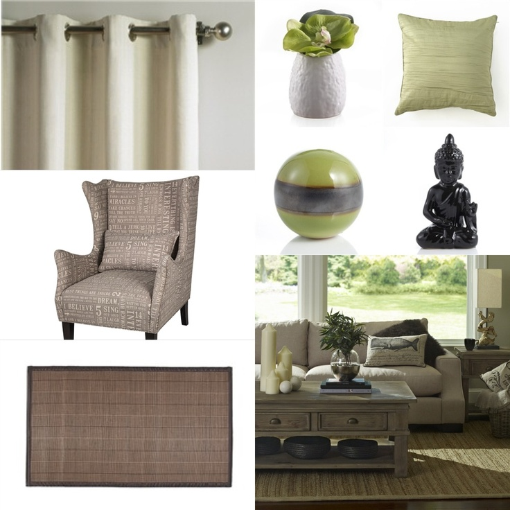 17 best images about zen decor on pinterest buddha for Zen decorating ideas living room