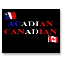 ACADIAN CANADIAN POST CARD...