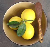 Limón para mantener piel saludable y bella