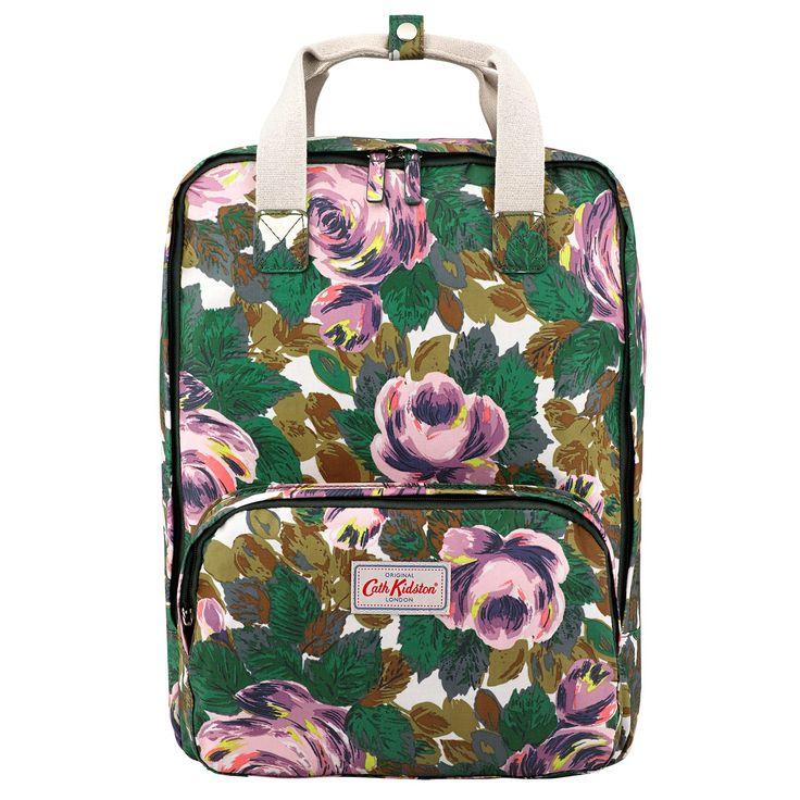 Oxford Rose Backpack | Backpacks | CathKidston