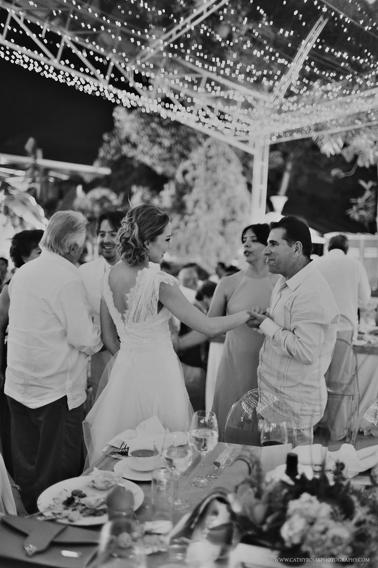 Bride & groom reception