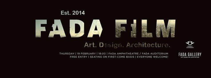 Opens the new and exciting FAFA Film events