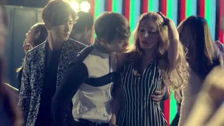 """U-kiss comes back with the sexy """"Don't Flirt"""". I love it soooo much. I keep listening to Eli's part~"""