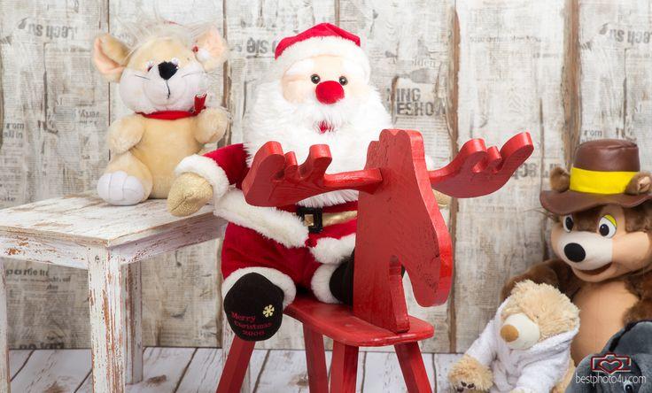 Mikulásos és Karácsonyi babafotózás