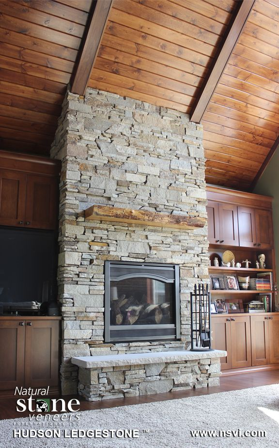 103 best images about stone fireplaces on pinterest cozy for Stonecraft fireplaces