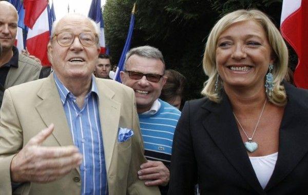 Marine Le Pen opposes her father Jean-Marie Le Pen's candidacy  Read more: http://www.bellenews.com/2015/04/08/world/europe-news/marine-le-pen-opposes-her-father-jean-marie-le-pens-candidacy/#ixzz3Wj9r0tZF Follow us: @bellenews on Twitter   bellenewscom on Facebook
