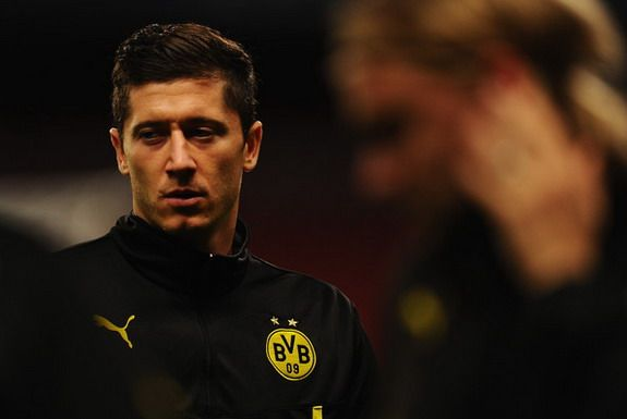Robert Lewandowski to join Bayern Munich this summer