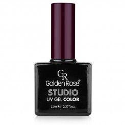Studio UV Gel Color, Aubergine 15