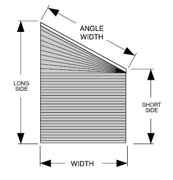 How to Cover a Trapezoid Window