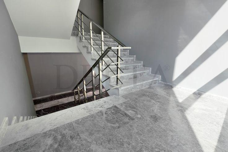 Tundra Dark marble Flooring tiles