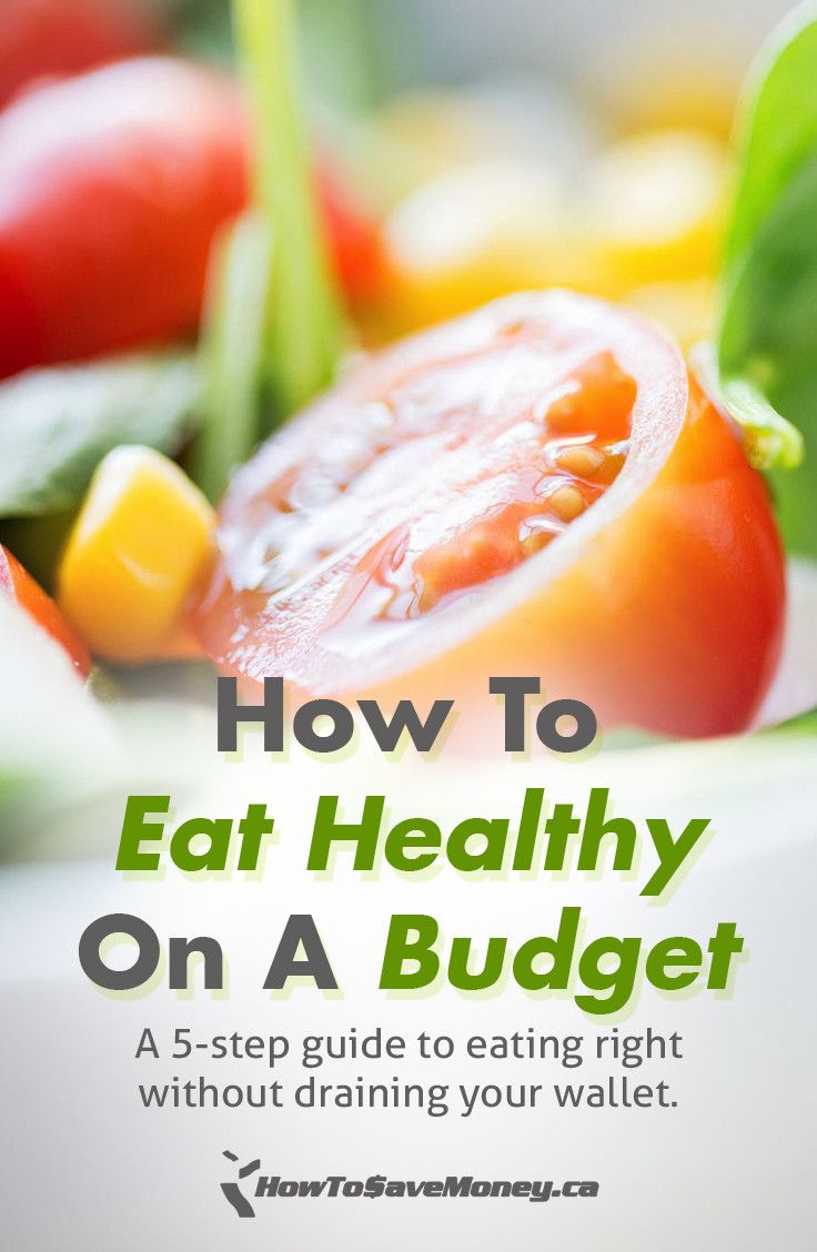 Keeping tabs on your grocery spending and feeding your body with nutritious food that makes you feel good...is possible. Read this five step guide on how to scale down your food budget and scale up on eating right.