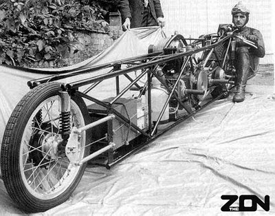 Drag bike? I don't care... just awesome! :-)