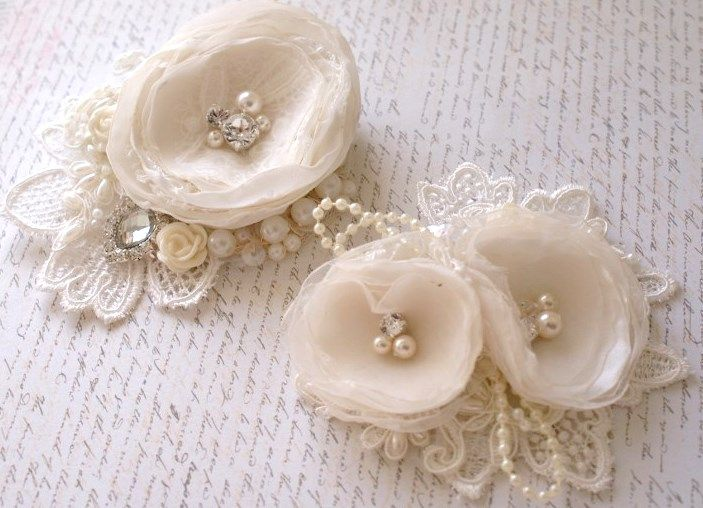 pretty headpieces by Mosquita