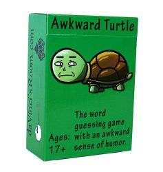 Fun Drinking Games Awkward Turtle – The Adult Party Game with a Crude Sense of Humor