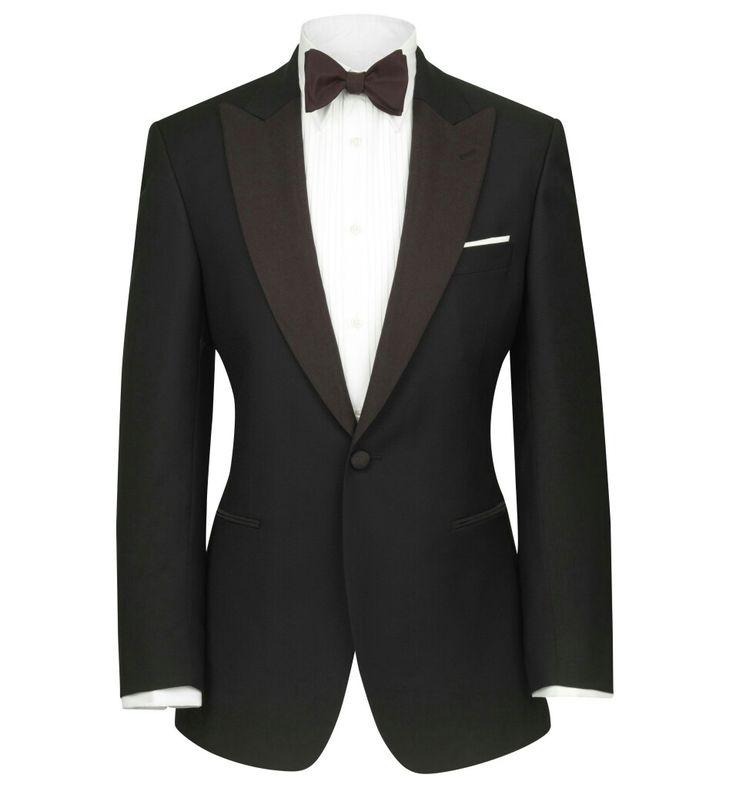 The dinner jacket is the foundation of the black-tie ensemble. The model,  style and facings chosen for the jacket set the tone.