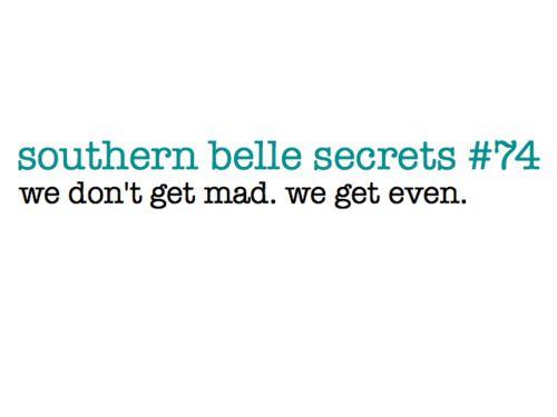 southern belle secrets #74