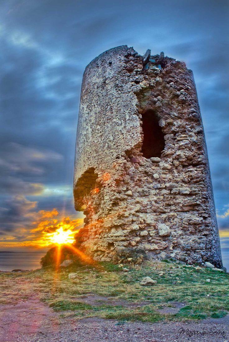 Capo Mannu, province of Oristano , Sardegna Italy