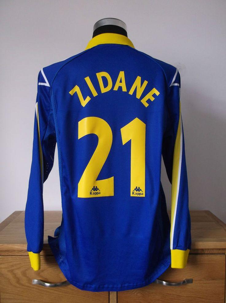 Juventus Third Shirt (L) 1997/98 *ZIDANE 21*
