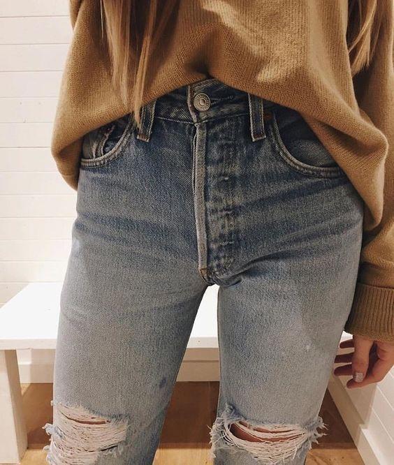 MOTO bleach ripped hayden jeans//pinterest: juliabarefoot