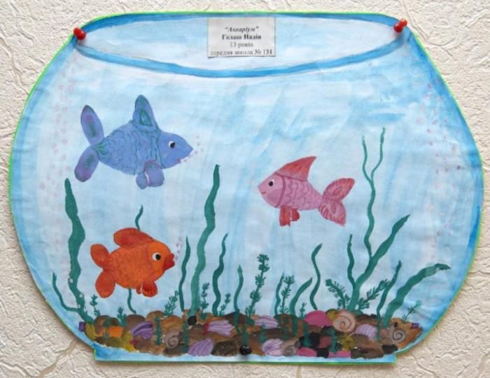 Aquarium Fish Tank Drawing Aquarium Drawing Art Drawings For Kids