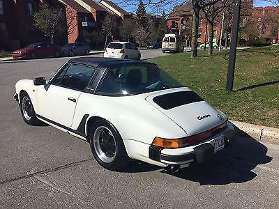 1985 Porsche 911 Targa 1985 Porsche 911 Targa