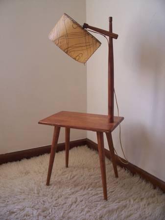 Detroit: RARE Paul McCobb Table Lamp Mid Century Modern $325   Http://
