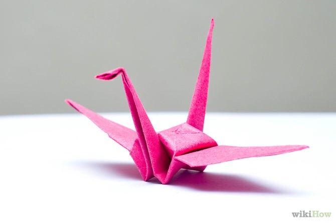 Step By Step Paper Cranes #Home #Garden #Trusper #Tip