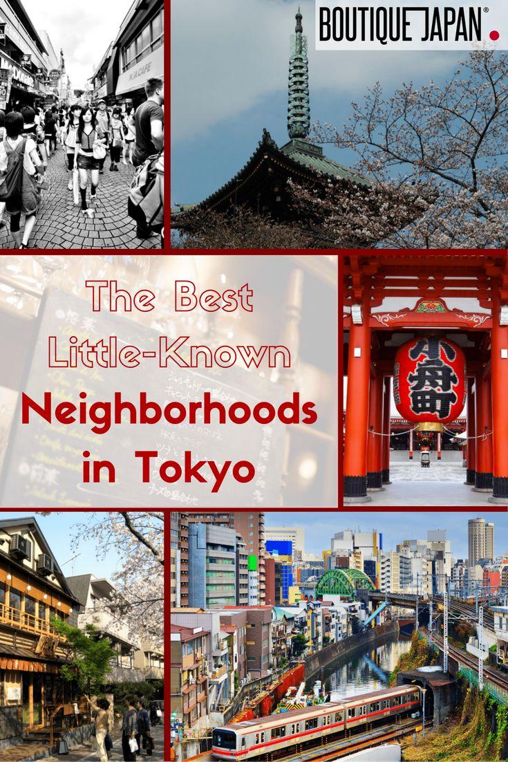 """Visiting Tokyo? In today's video we highlight three of Tokyo's best """"off-the-beaten-path"""" neighborhoods: Shimokitazawa, Naka-Meguro and Ebisu!"""