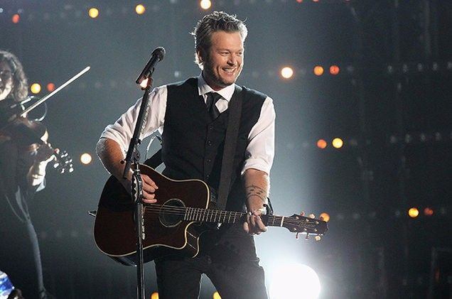 """American country singer Blake Shelton unveils New Song """"Came Here to Forget"""" / アメリカのカントリー・シンガーBlake Sheltonの新曲「Came Here to Forget」が公開された。"""