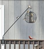 Interesting   Squirrel Proof Globe-Style Thistle Seed Bird Feeder   Gifts for Bird Lovers