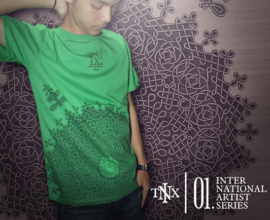 #01 International Artist Series ACADEMIA $21.40