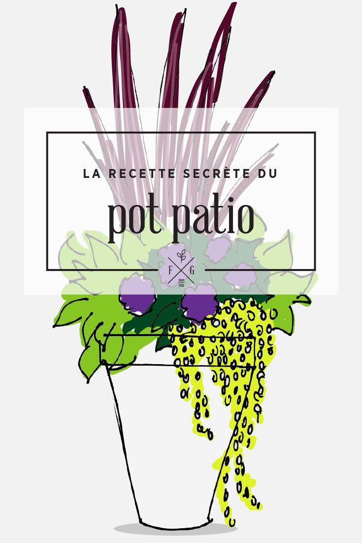 La recette secrète du pot patio. La Ferme Grover, Laval.