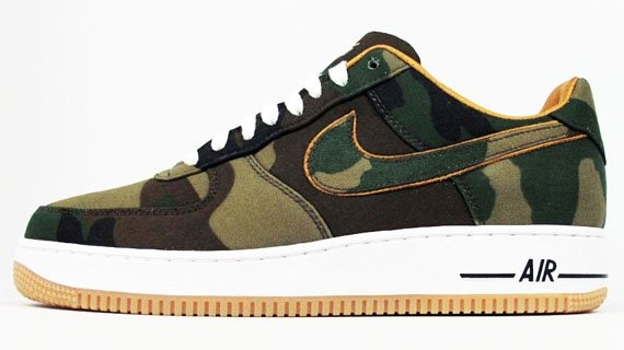 Army Color Camo Nike Air Force Ones Quot Fatigues Quot My